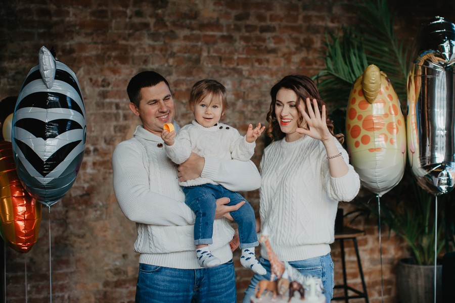 Юля+Саша=Кирилл(Family)