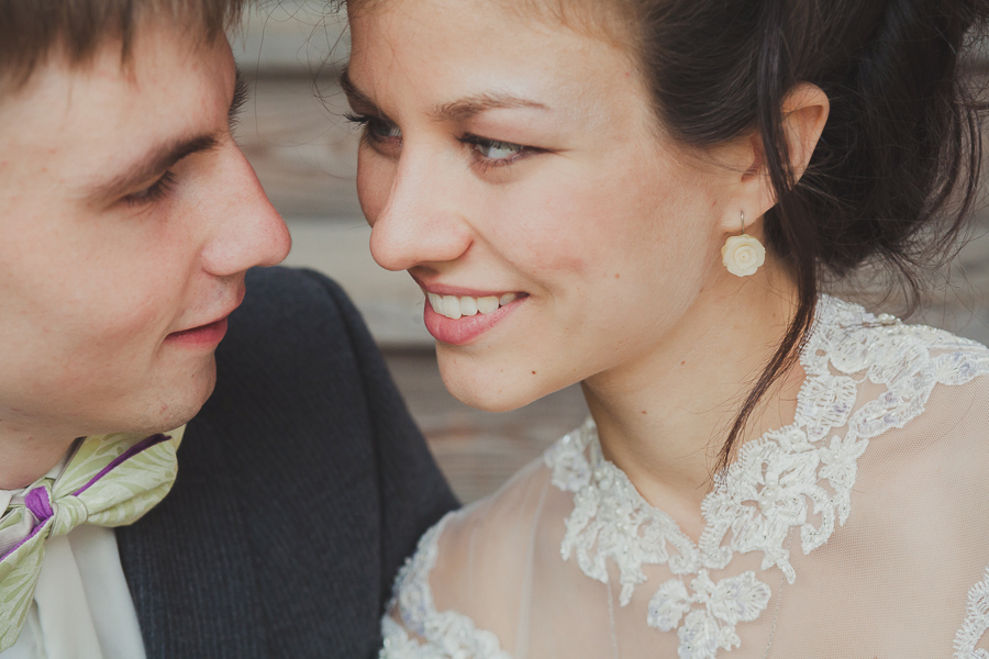 Люся и Миша (Свадьба)