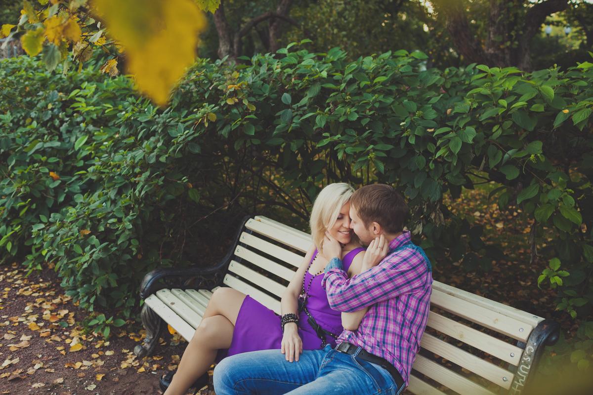 Ксения и Тимофей (lovestory)