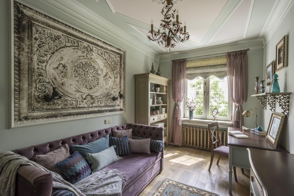 Квартира на Новой Басманной
