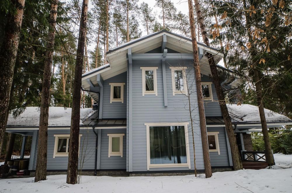 Дом в Новоглаголево