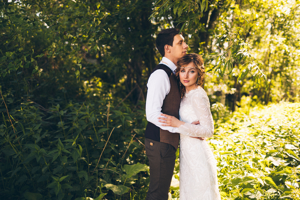 Анна и Михаил