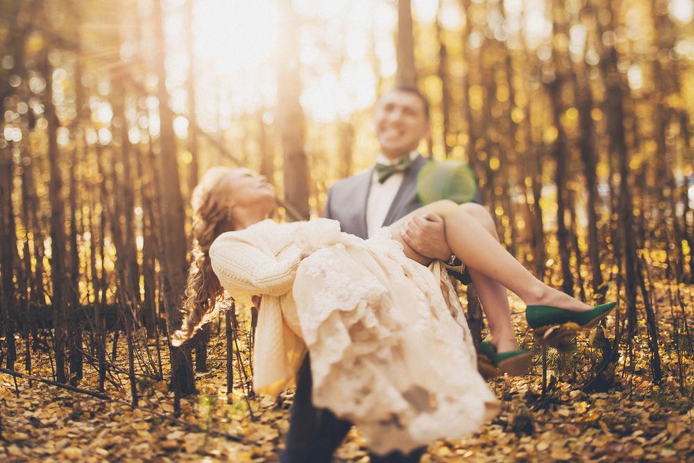 Олеся и Сергей