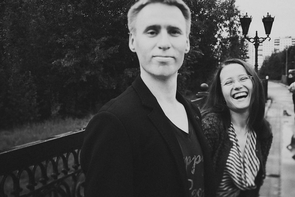Настя и Антон