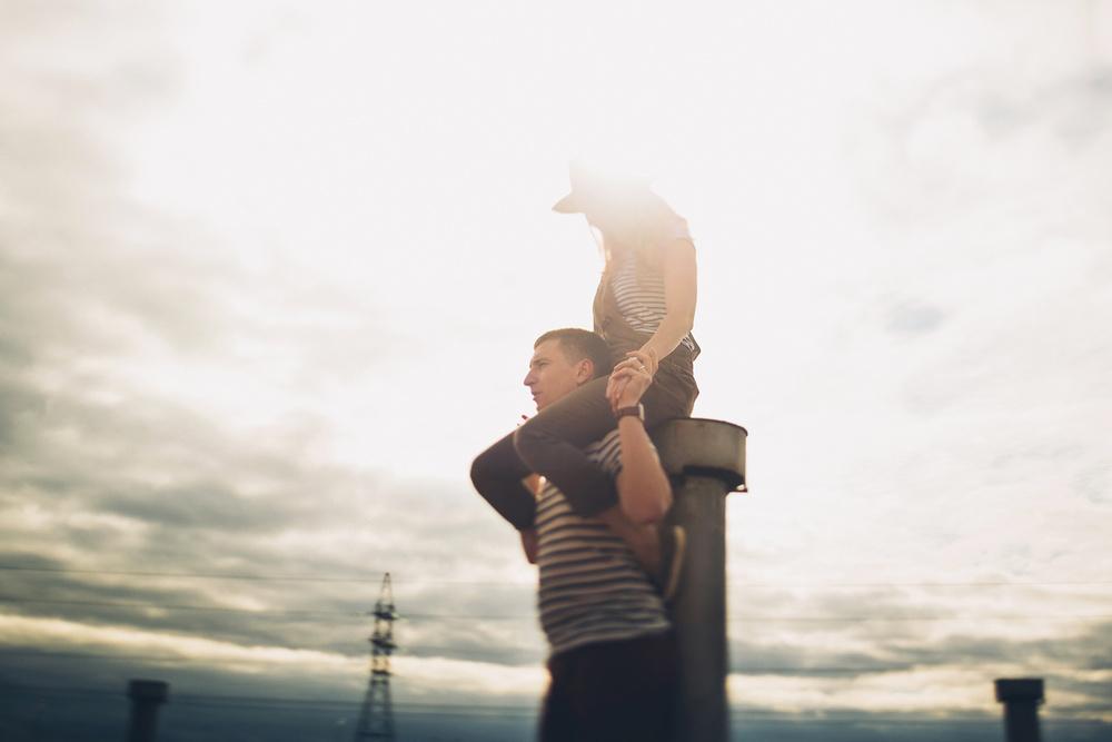 Антон и Евгения