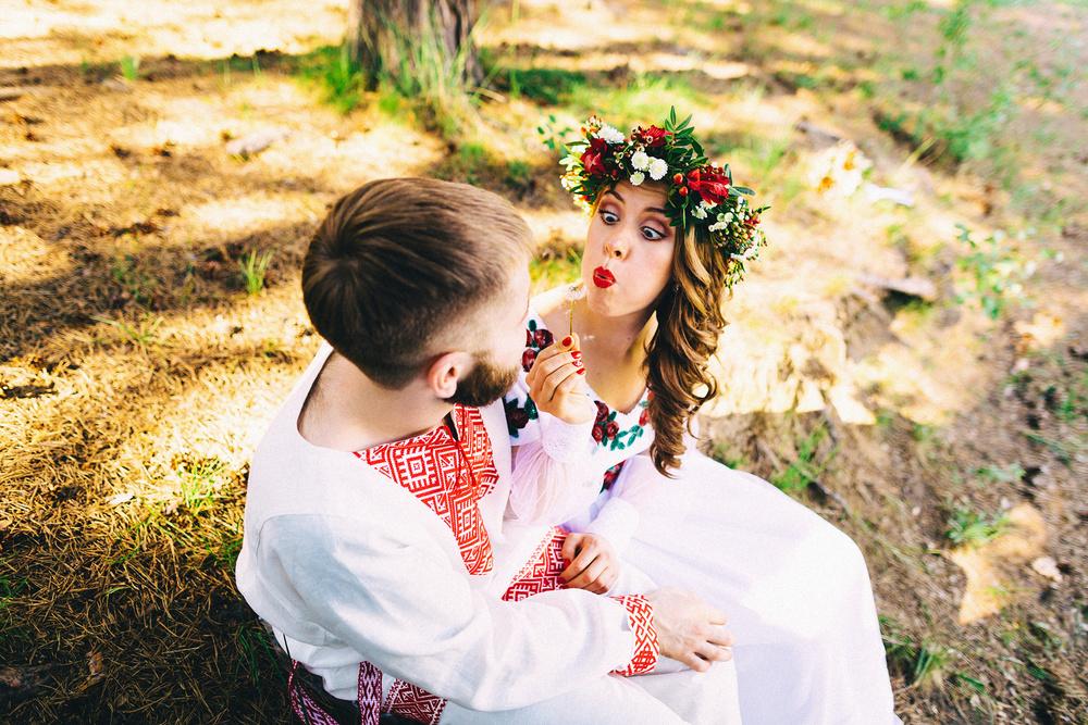 Анжела и Евгений