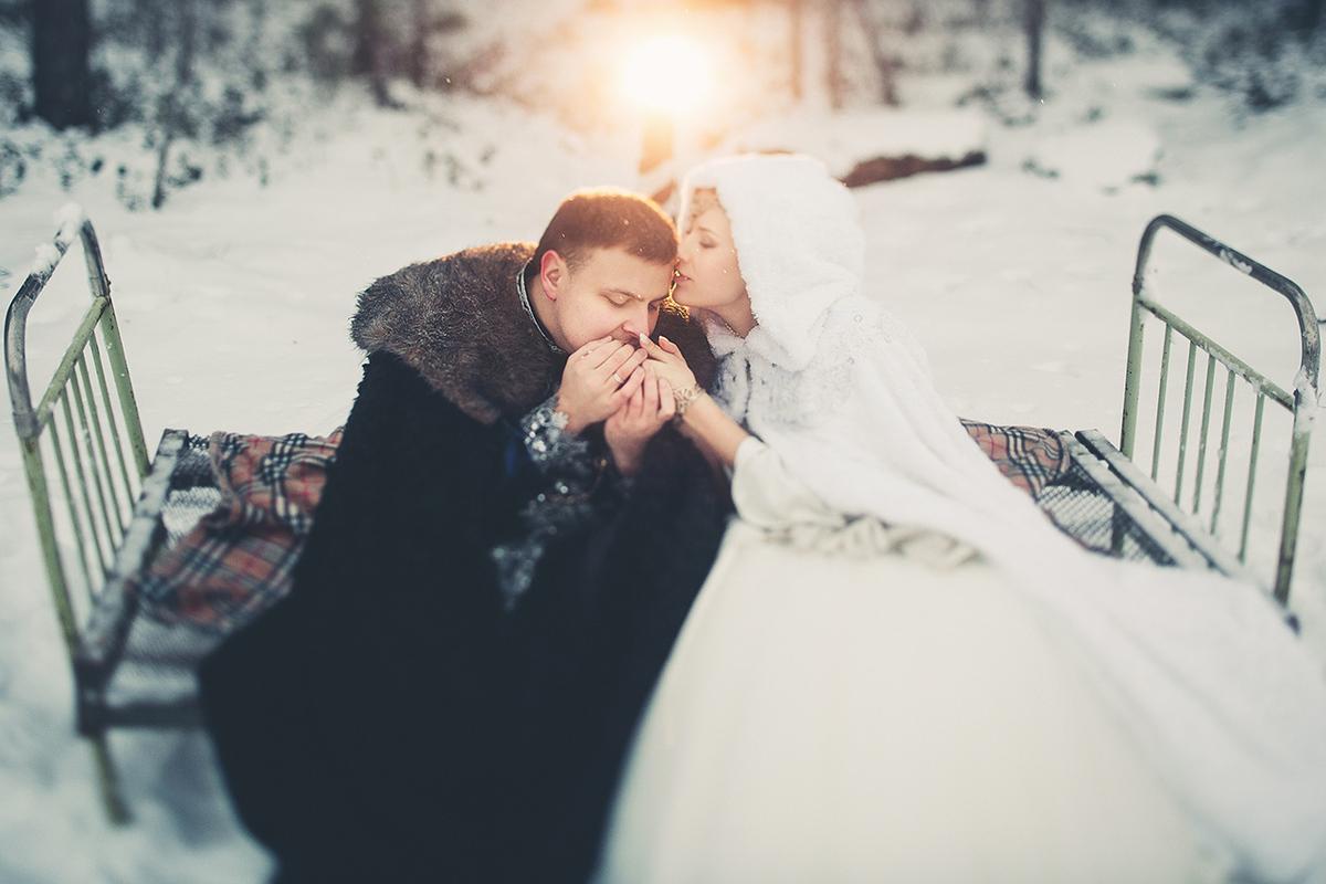Ольга и Виталий