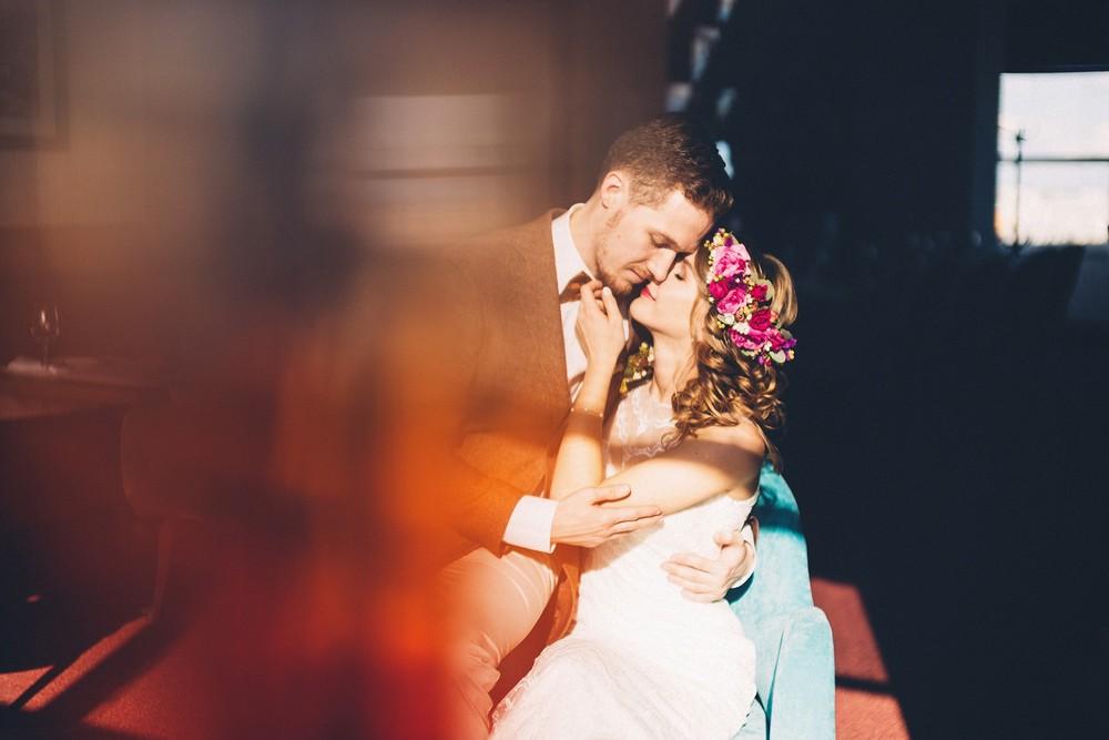 Кристина и Николай