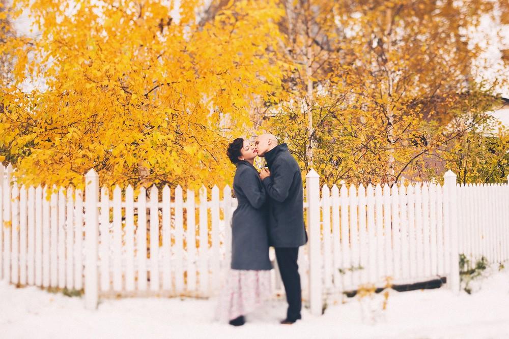 Ксения и Алексей