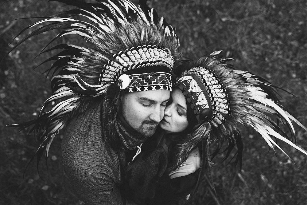 Вера и Николай