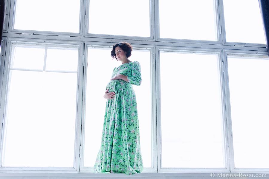 Фотосъёмка беременнности