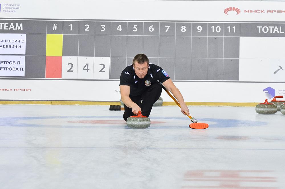 Чемпионат РБ среди смешанных пар 2015
