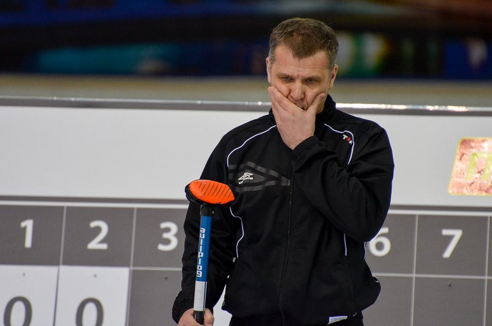 Первый Чемпионат РБ по керлингу - МИКСТ 2016