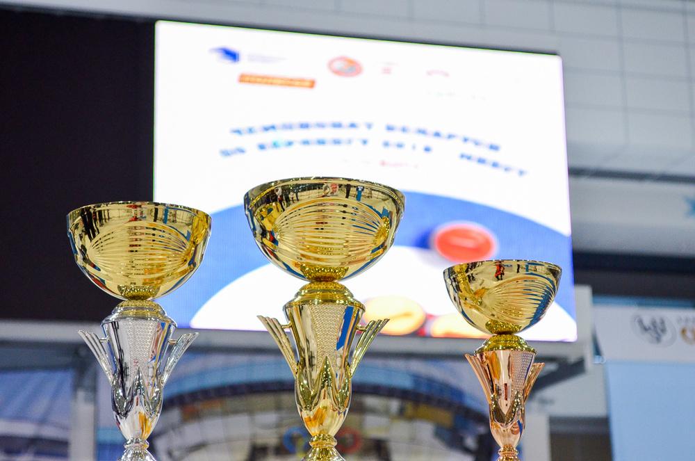 Церемония награждения - МИКСТ 2016
