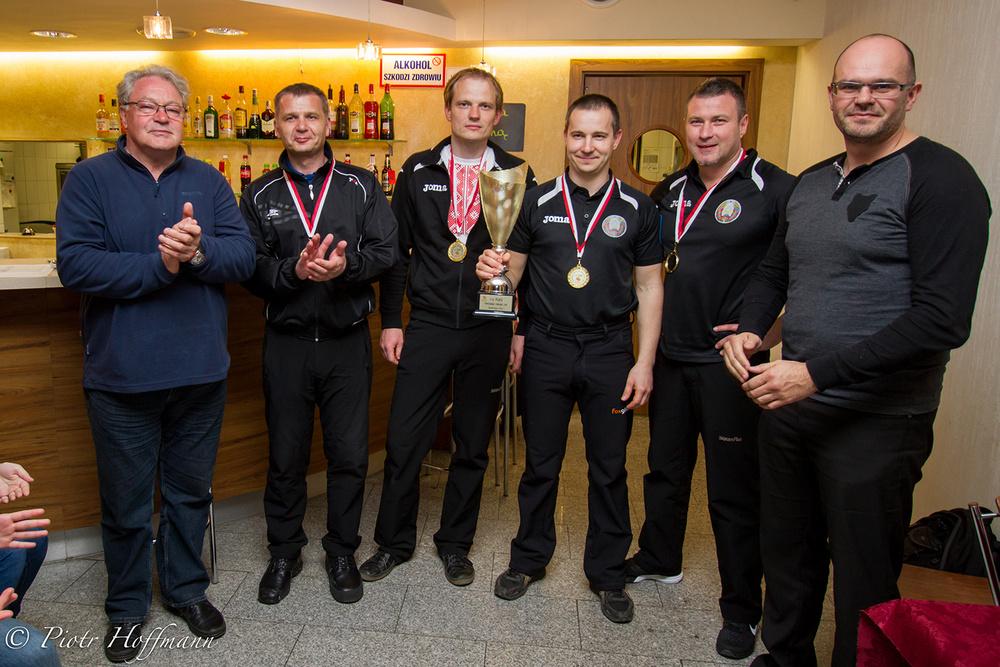 Белорусские керлеры первые из 30 команд на турнире в Польше!