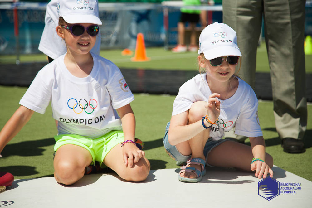 Олимпийский день 2016: Летний керлинг!