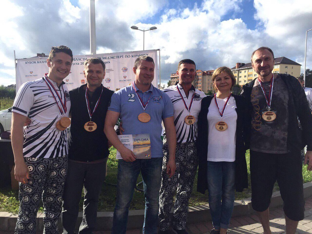 2 место на крупнейшем международном турнире в России!