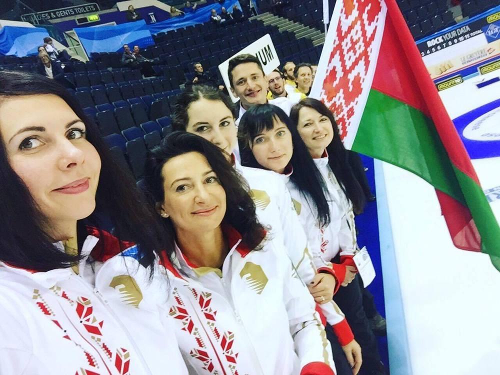 Наша команда на Чемпионате Европы 2016