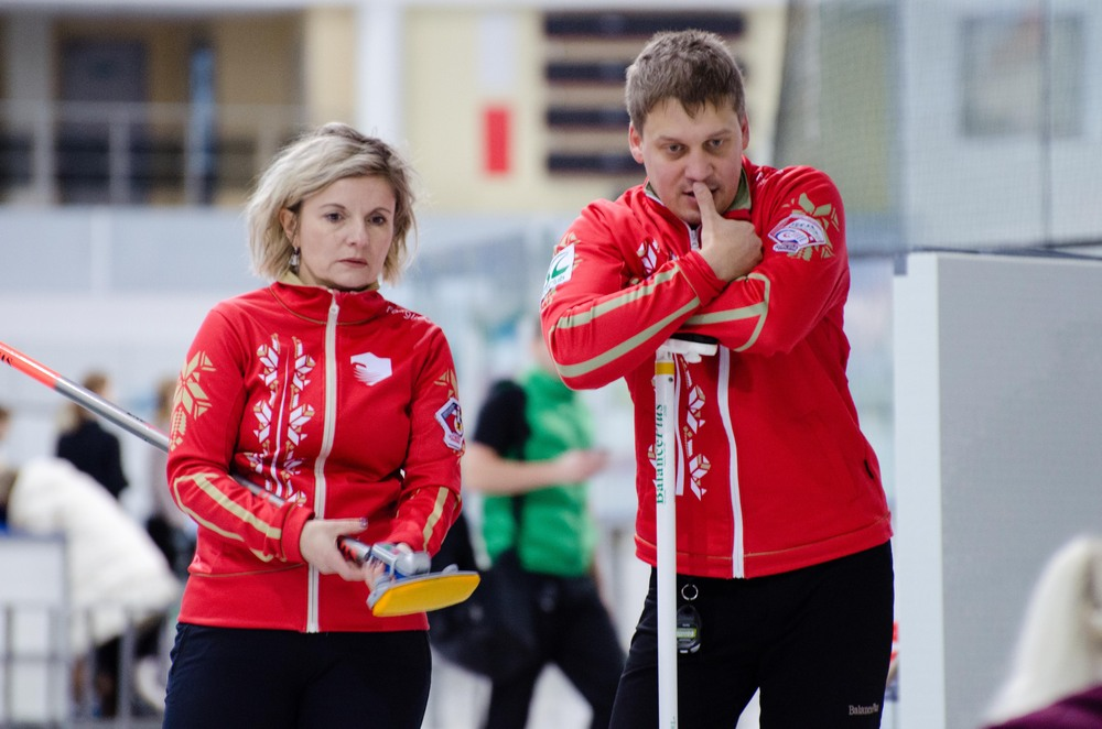 Кубок Mixed-Doubles 2018