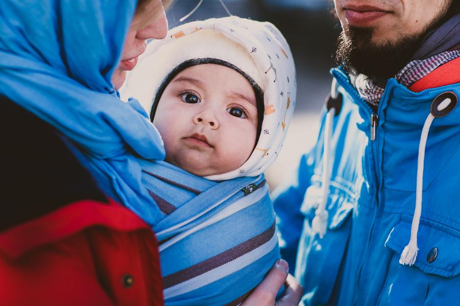малыш мама и папа фотосъёмка