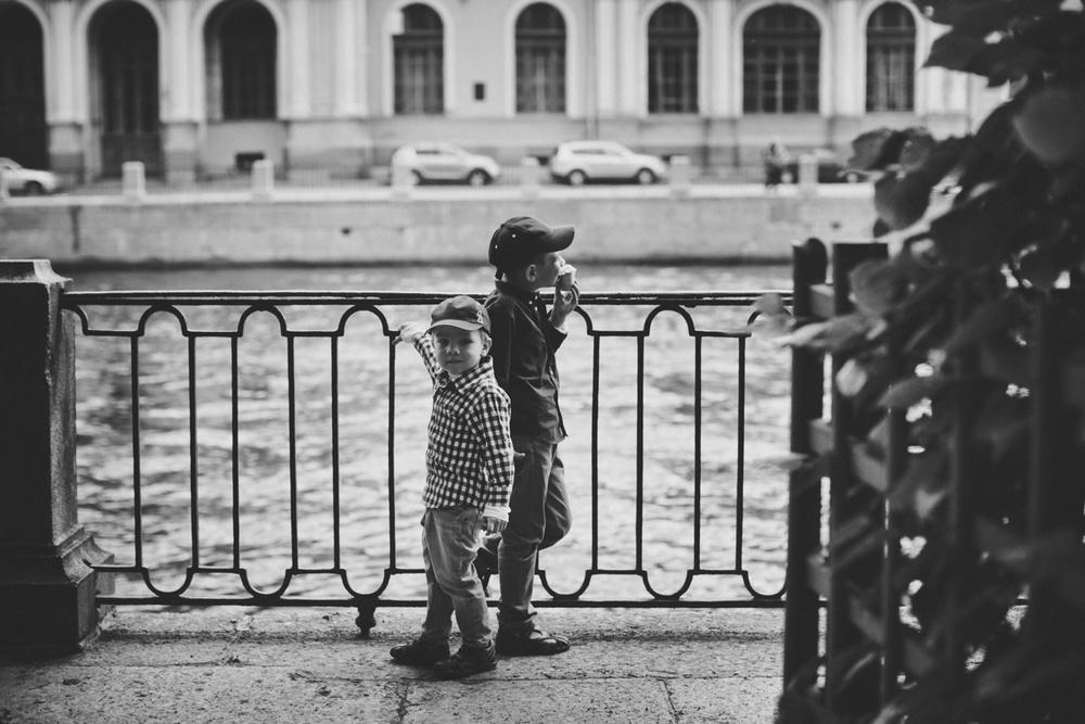 Ленинградская история
