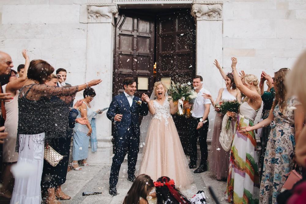 The Brif Wedding