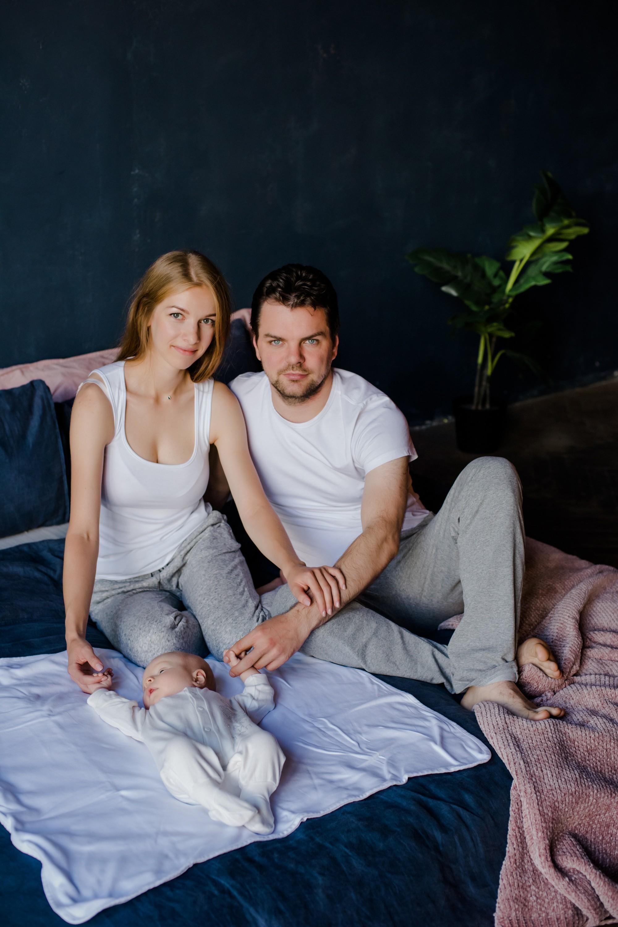 Алина, Ева, Андрей
