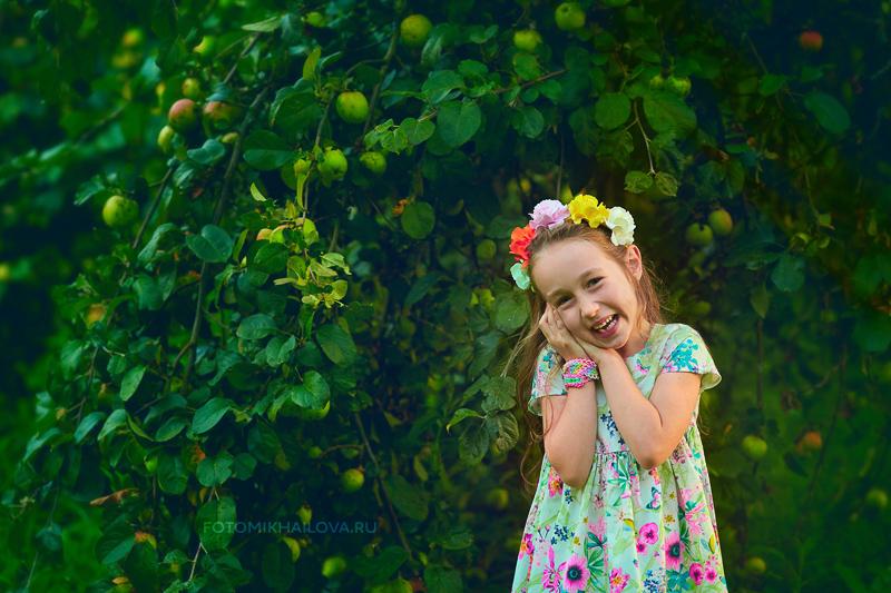 детский фотограф, фотограф Ольга Михайлова