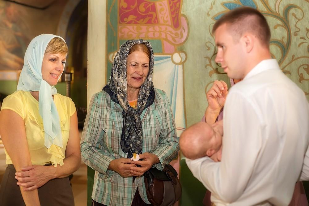 Фотограф на крещение Воронеж