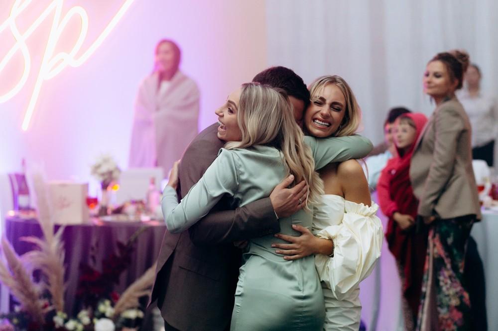 Свадьбы inactive - Степан + Полина