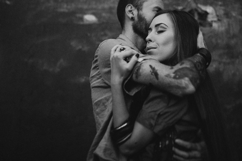Love-story inactive - Андрей и Аня