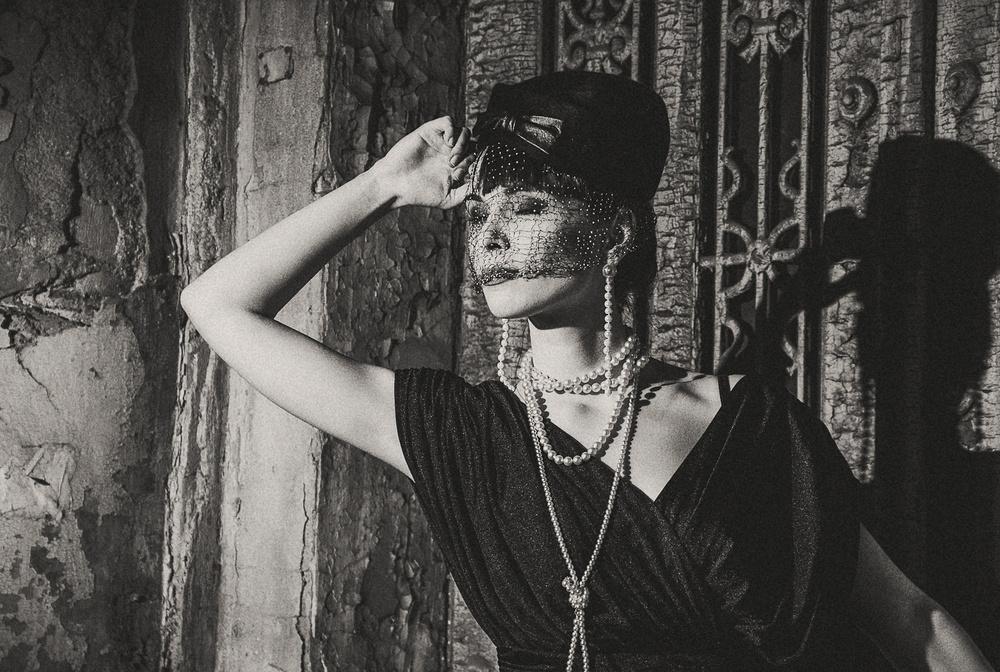 BLACK FASHION - PHOTOSHOOTING