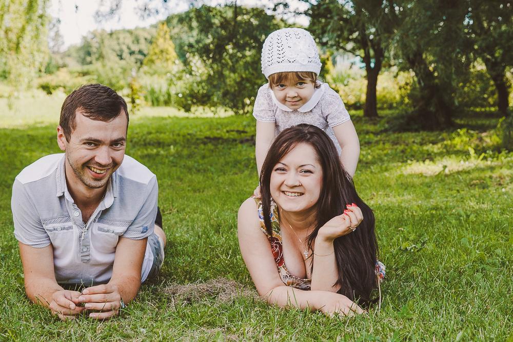 ALEXEY + IRINA + MARGARITA
