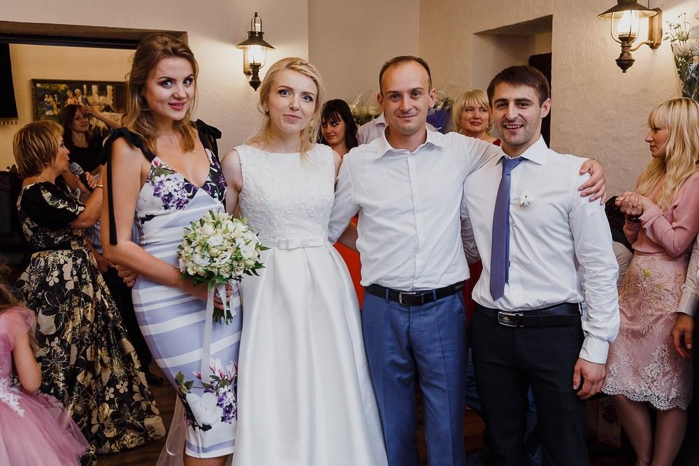 ELENA + DMITRII - WEDDING