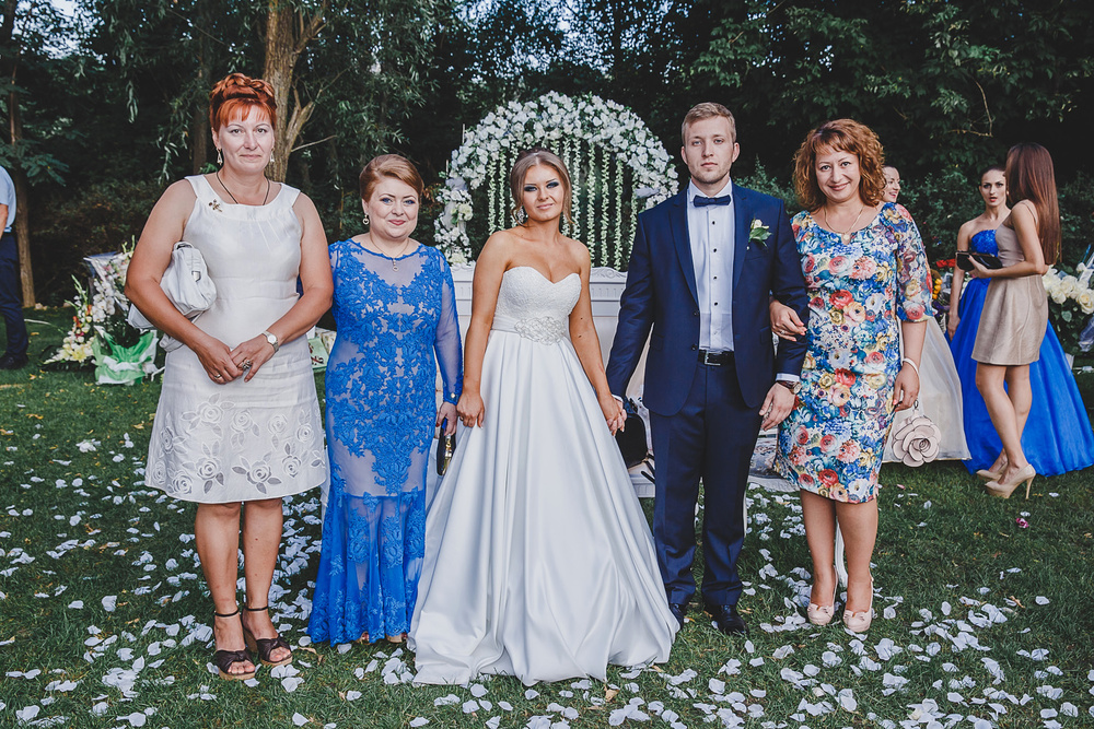 ALIONA + ANATOL -  WEDDING
