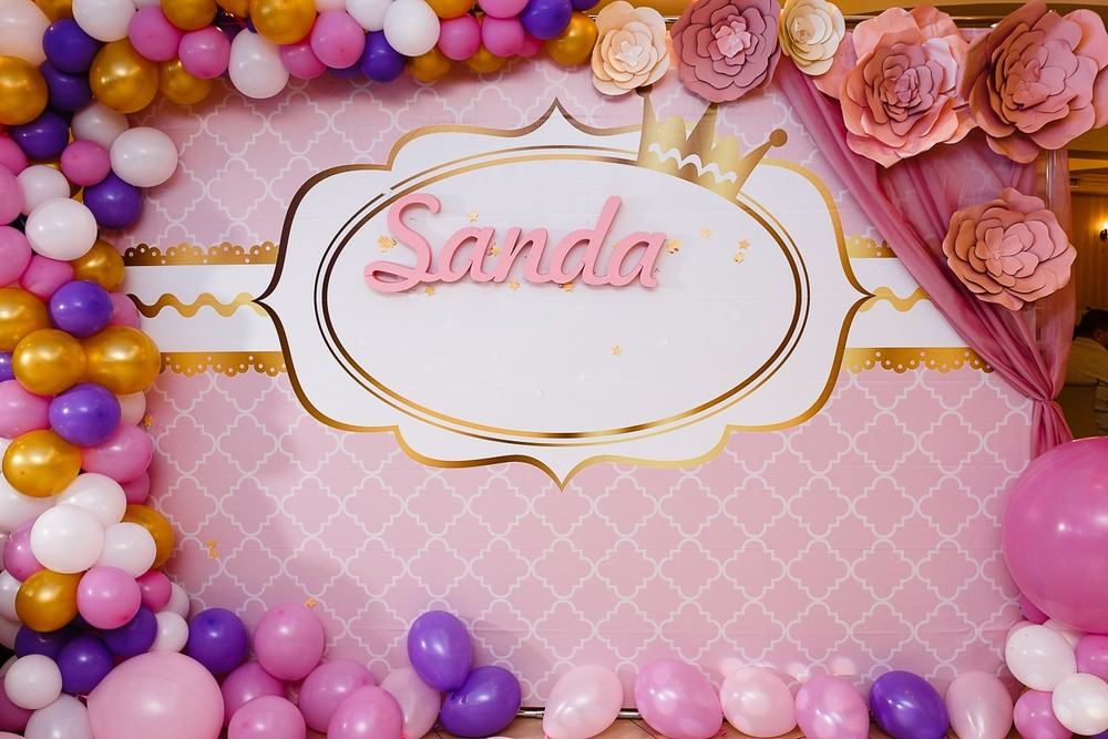 KRISTENING - SANDA