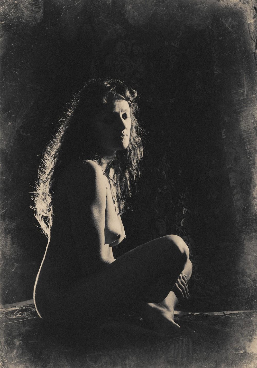 BLACK LADY - PHOTOSHOOTING