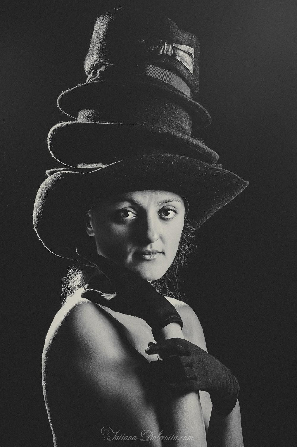 MAGIC HATS - PHOTOSHOOTING