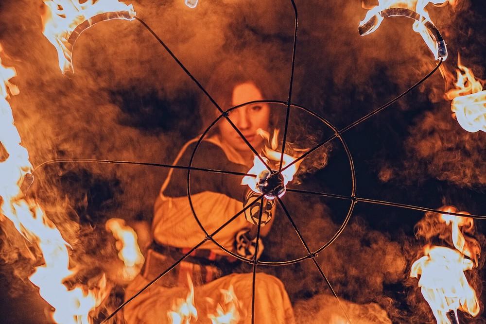 FIRE SHOW - CAMERA SMATPHONE