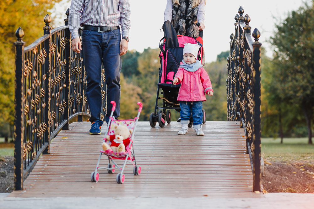 NINA + RUSLAN + EMILI  - promenade