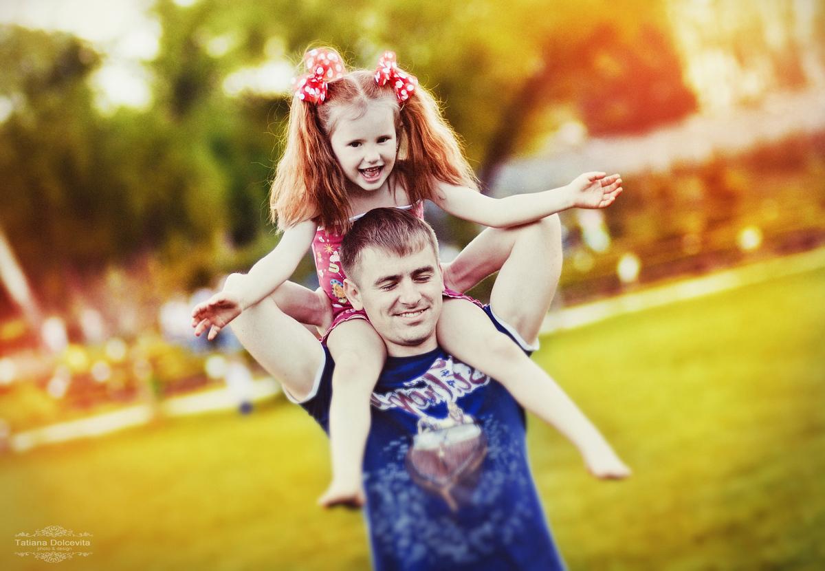 CHILDREN AND FAMILY - ДЕТИ И СЕМЬЯ