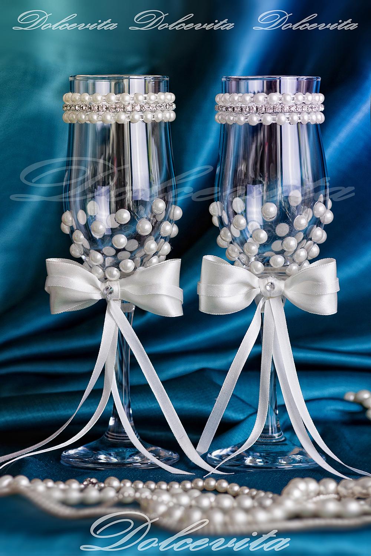 WEDDING GLASSES - СВАДЕБНЫЕ БОКАЛЫ