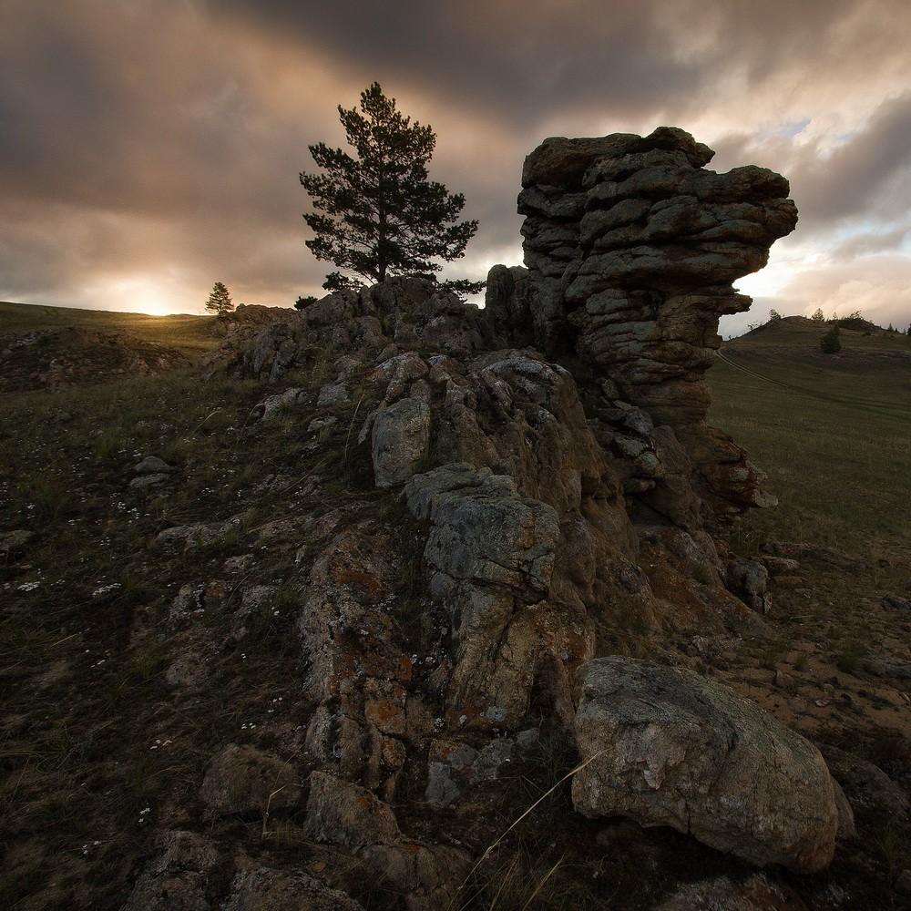Долина Каменных Духов