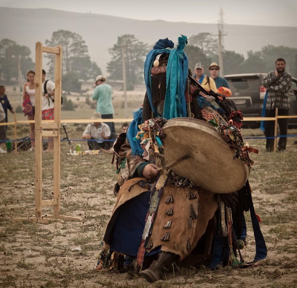 Байкальские шаманы