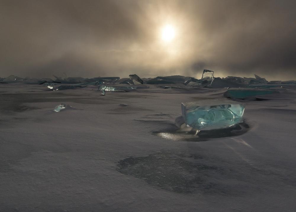 Байкальские сокровища. Солнечный ветер