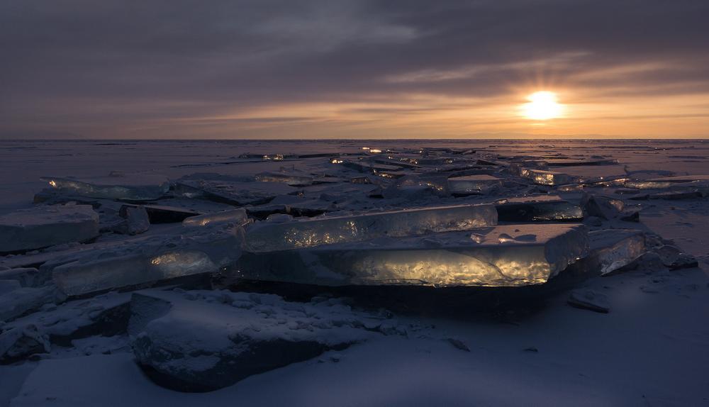 Байкальские сокровища. Желтые Алмазы