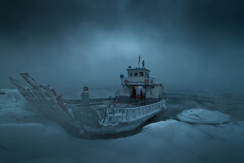 Корабли Байкала