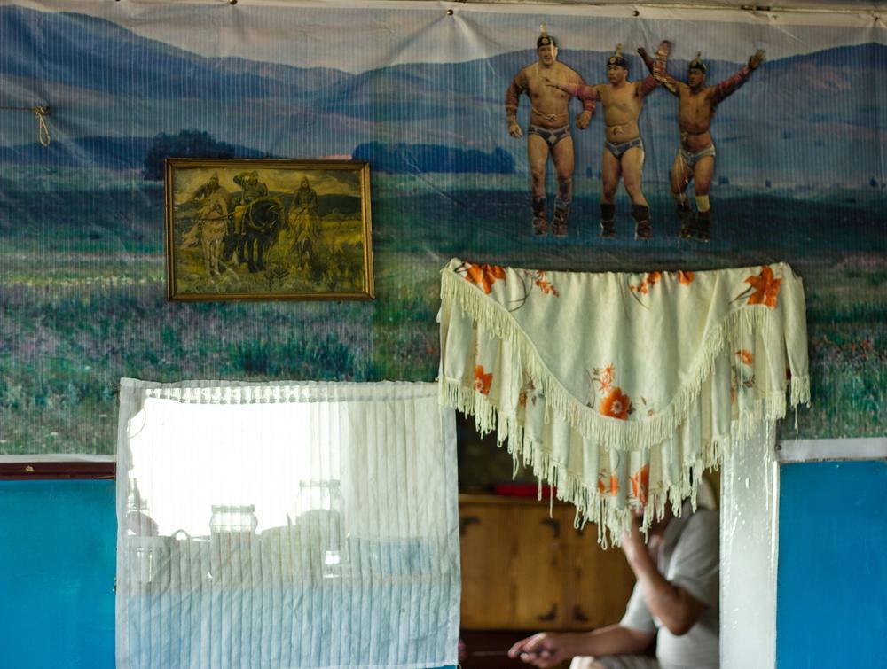 Монголия: Символы