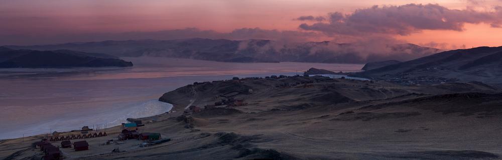 Baikal landscapes