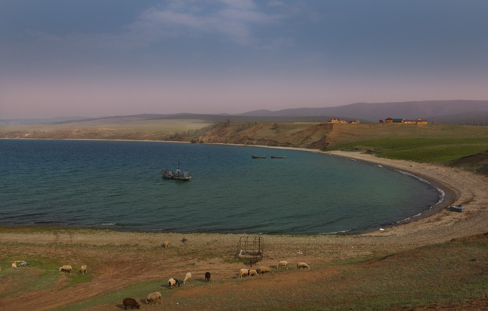 Colours of Olkhon Island
